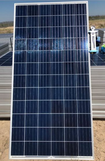 Hanwha Q Cells 345w Solar Panel Sun Electronics